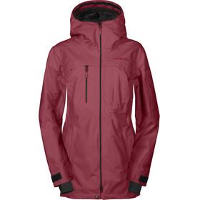 Norrøna Røldal Gore-Tex PrimaLoft Jacket Women Infrared
